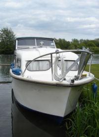 Freeman 22 Mk2 Boat