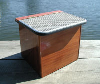Freeman Footstep Box