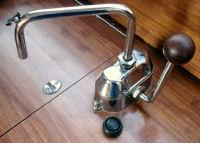 An Electrified Freeman Jupiter Water Pump
