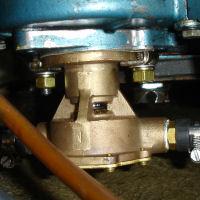 Engine Raw Water Pump